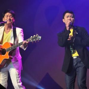 Performance with Emil Wakin Chau 'Community Social Fund Raising Concert'